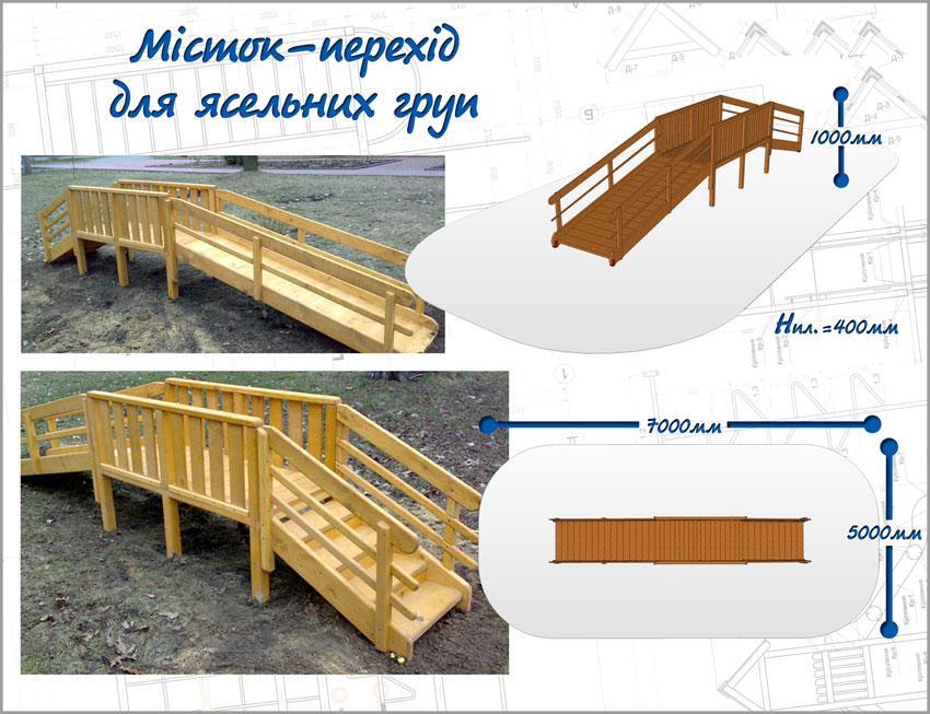 Как построить мостик своими руками 23